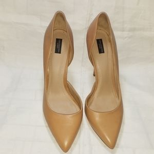 ZARA COLLECTION BY BASIC  SHOES SZ 40